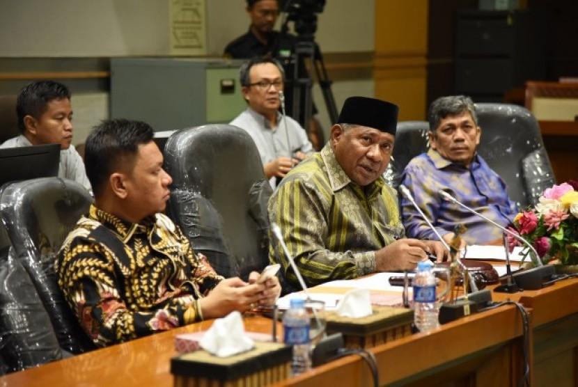 Komisi VIII Tekankan BPBD Cepat Respons Bencana di Daerah.