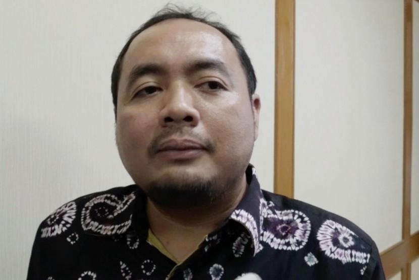 Komisioner Badan Pengawas Pemilu, Muhammad Afifuddin