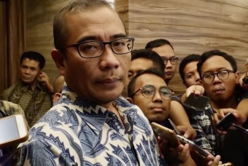 Komisioner Komisi Pemilihan Umum (KPU), Hasyim Asy'ari