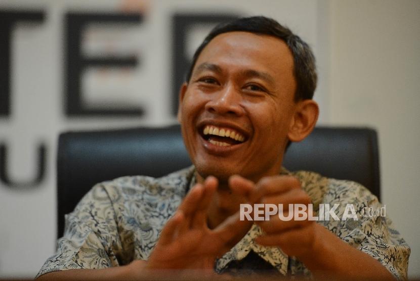 Komisioner Komisi Pemilihan Umum (KPU), Pramono Ubaid Thantowi, mengaku optimistis partisipasi pemilih pada Pilkada 2020 meningkat meskipun dilaksanakan dalam kondisi pandemi Covid-19.