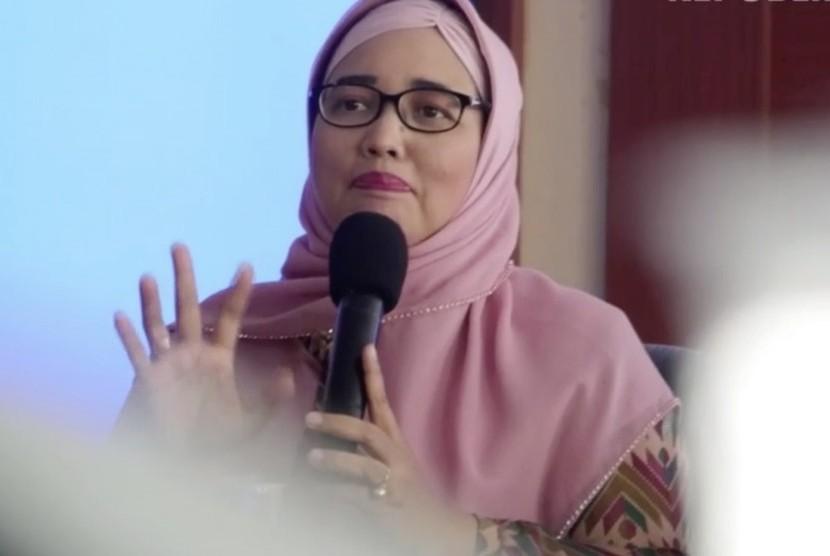 Komisioner Komisi Perlindungan Anak Indonesia (KPAI), Retno Listyarti.