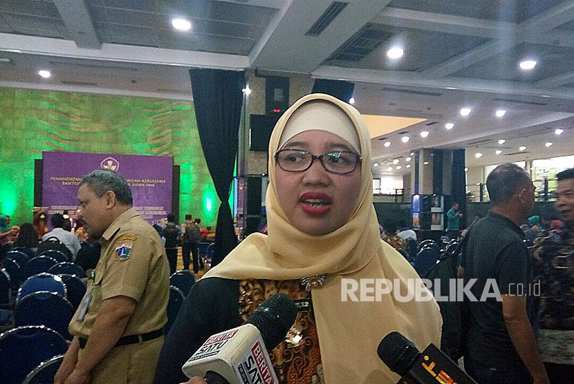 Indonesian Child Protection Commission (KPAI) Commissioner for Education, Retno Listyarti