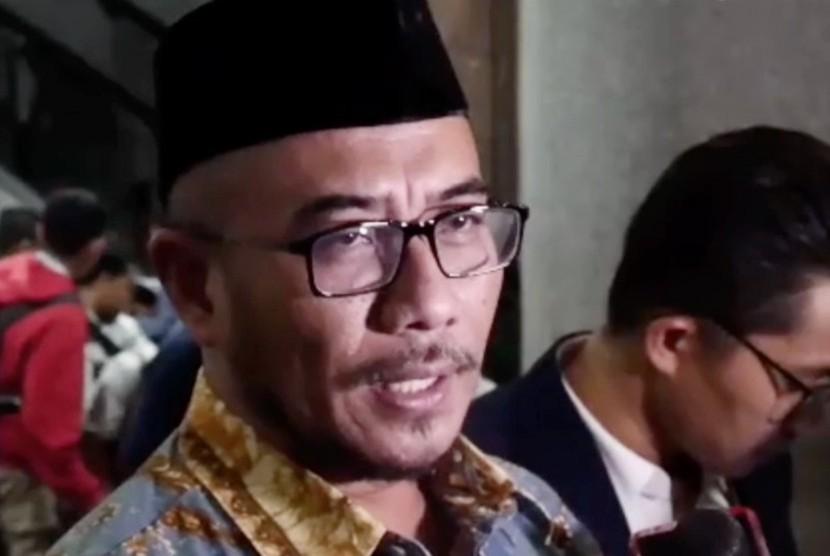 Anggota KPU RI Hasyim Asy'ari