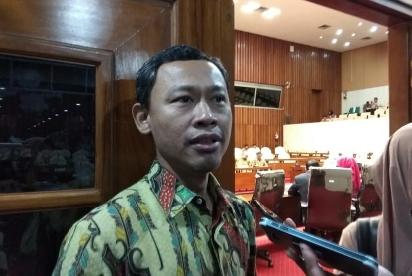 Komisioner KPU, Pramono Ubaid Tanthowi.