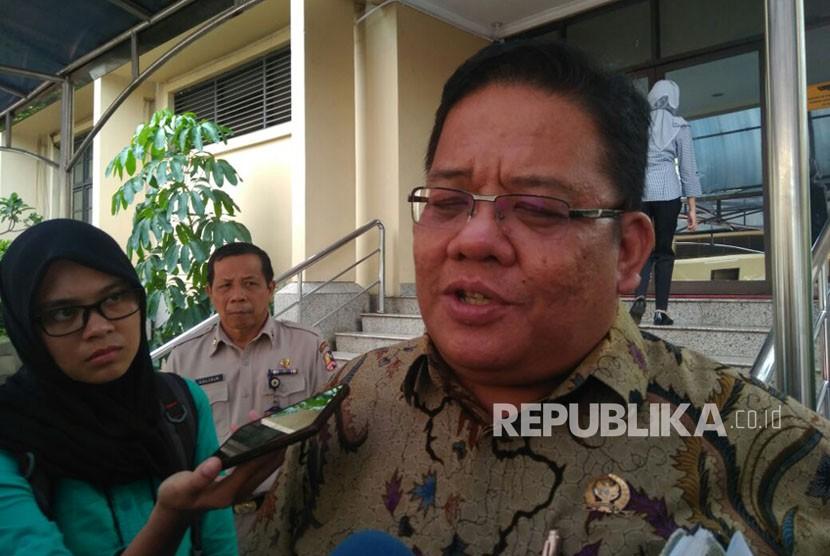 Indonesia's Ombudsman Commissioner Adrianus Meliala