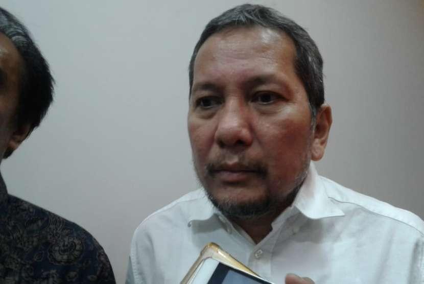 Komisioner Ombudsman  Ahmad Alamsyah Saragih