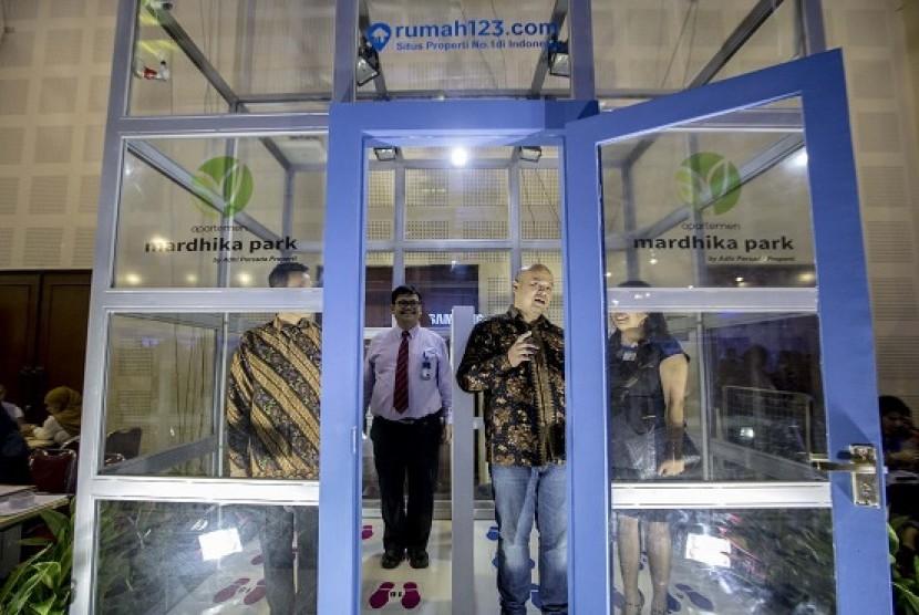 Kompetisi Rumah Sempit di ajang Jakarta Property Week