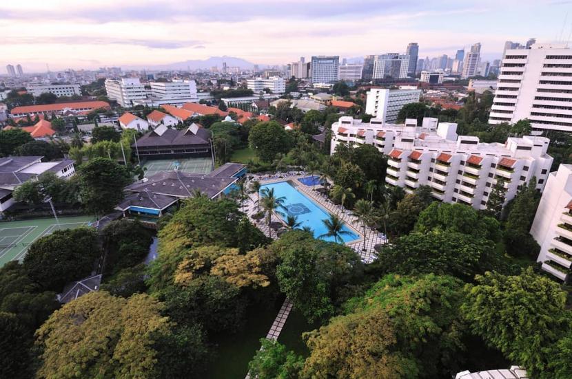 Hotel Borobudur Tawarkan Sensasi Tranquility Stay Republika Online