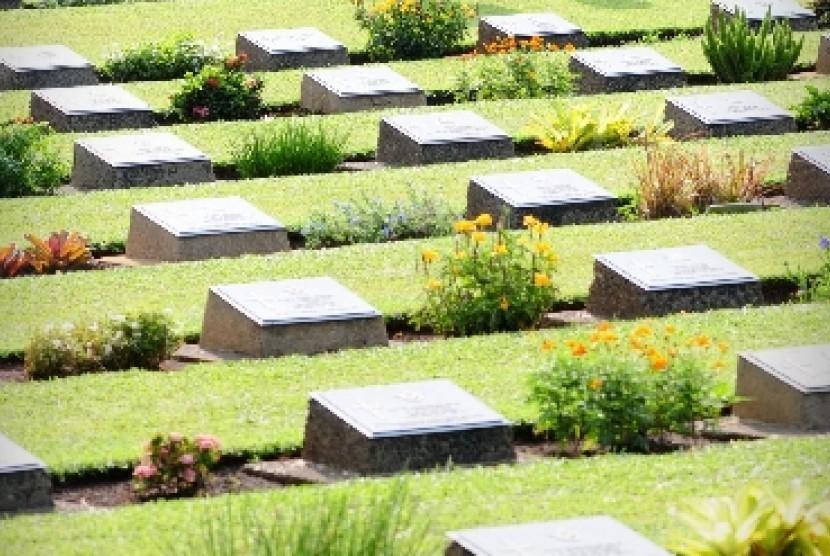 Komplek pemakaman