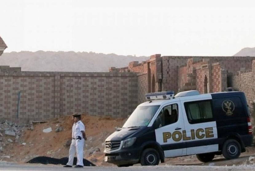 Kompleks Makam IM di Nasr City