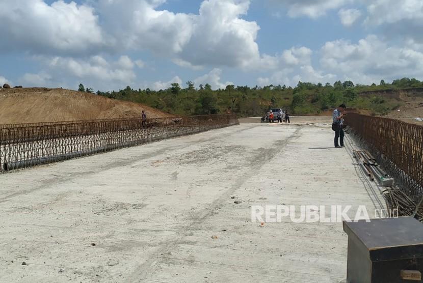 Setahun Lagi Aceh Punya Jalan Tol Pertama Sepanjang 74 Km Republika Online