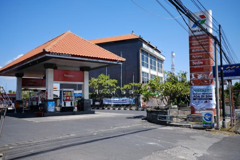 Konsumsi BBM dan Elpiji di Bali mengalami peningkatan.