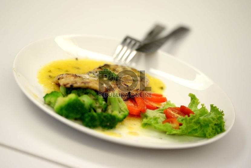 Konsumsi makanan rumahan minimal dua kali sehari membantu mengurangi risiko terkena diabetes tipe dua.