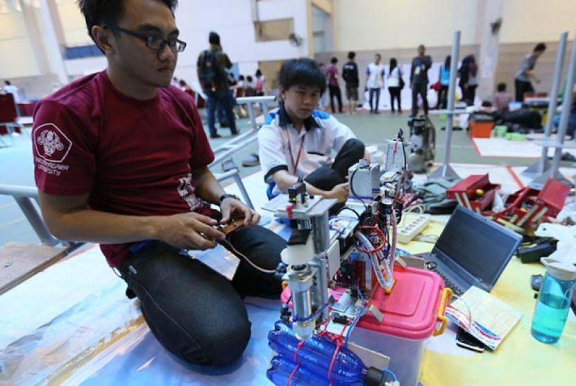 Kontes robot tingkat regional