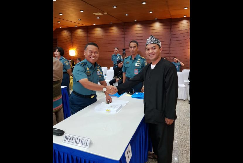 Kontrak Kolektif TNI AL 2018