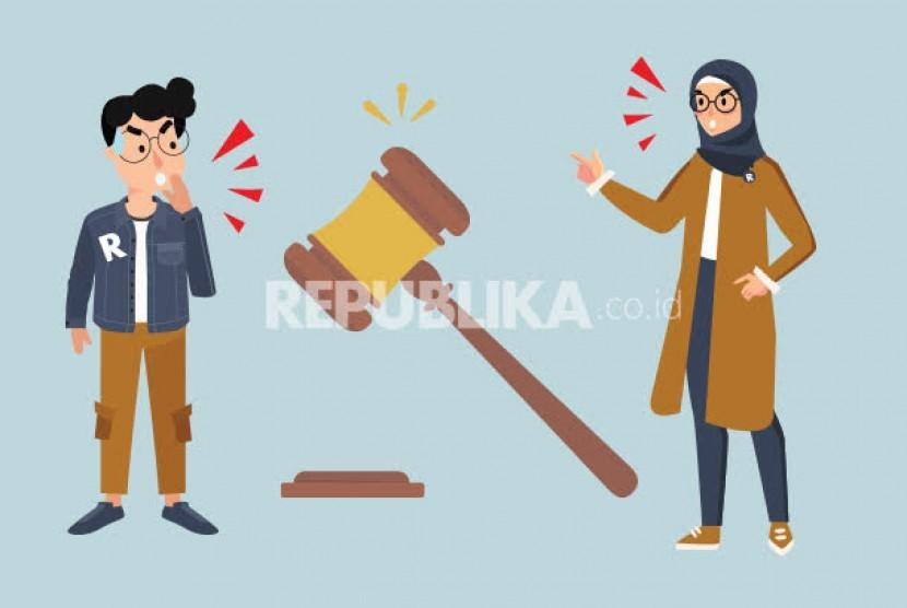Omnibus Law RUU Cipta Kerja (ilustrasi)