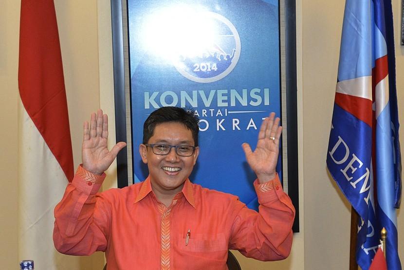 KONVENSI PARTAI DEMOKRAT - Anggota Badan Pemeriksa Keuangan (BPK) Ali Masykur Musa