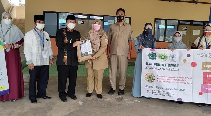 Koordinasi Dakwah Islam (KODI) DKI Jakarta bersama Forum Komunikasi Lembaga Dakwah (FKLD) DKI Jakarta dan Syiar Dai Indonesia (SDI) meluncurkan Satgas Dai Peduli Umat, Senin (2/8).