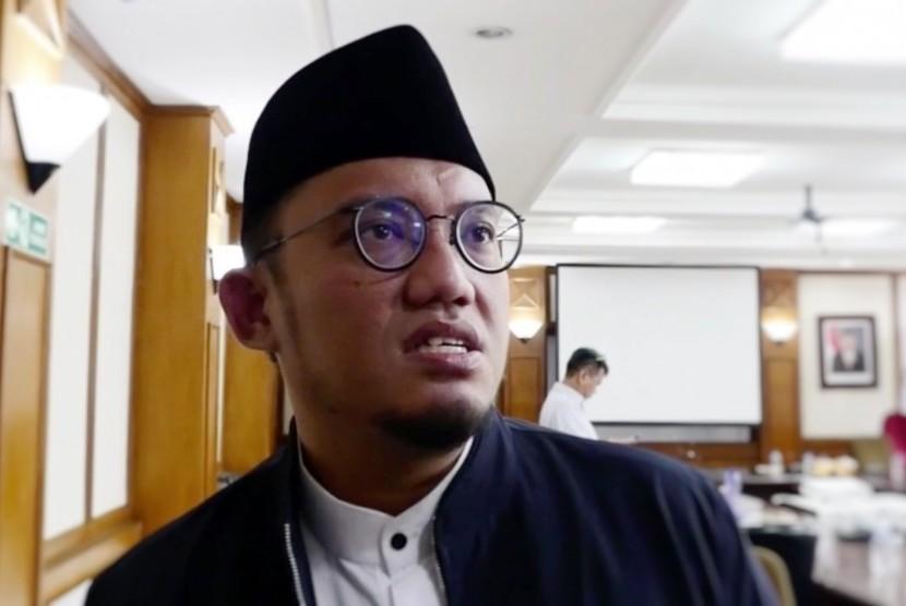 Koordinator Juru Bicara BPN, Dahnil Anzar Simanjuntak