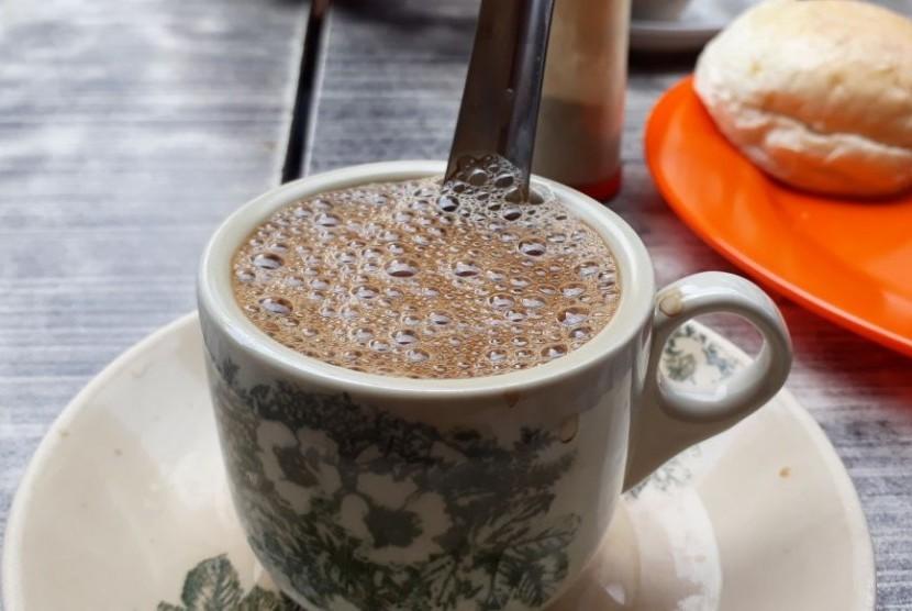 Sensation of 'naked' coffee in Pontianak | Republika Online