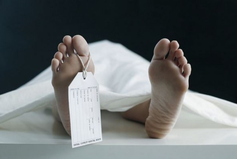 Korban tewas (ilustrasi)
