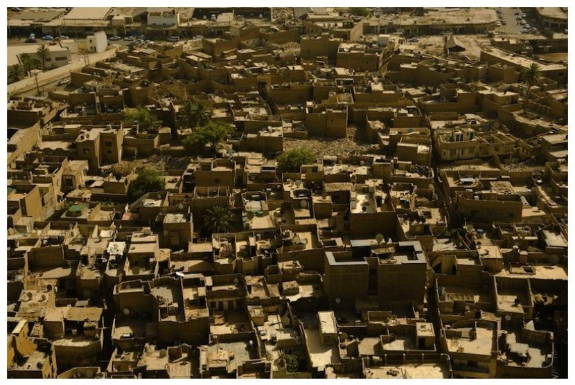 Kota Baghdad, pusat Daulah Abbasiyah.