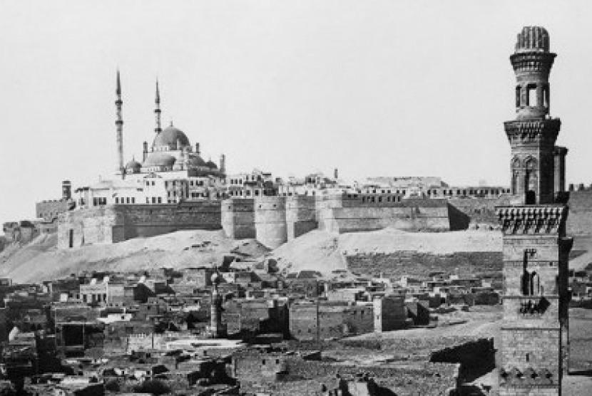 Kota Kairo, Mesir. Dinasti Mamluk berkuasa di Mesir cukup lama, yakni sekitar 267 tahun (1250-1517).