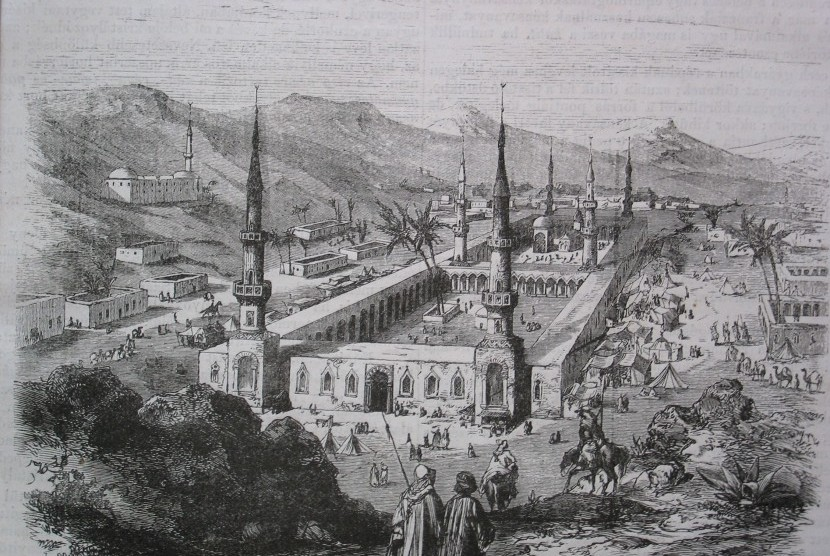 Mengenal Klan Yahudi di Madinah Era Nabi Muhammad | Republika Online