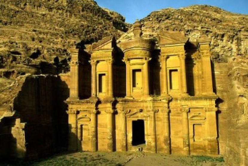 Kota Petra, Yordania