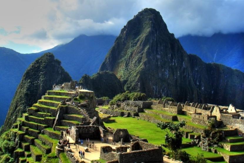 Kota tua Machu Picchu