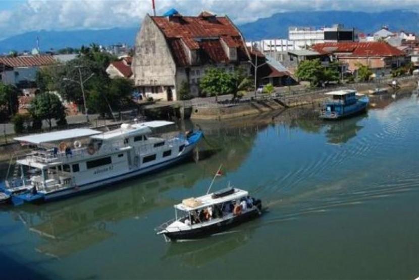 Kota Tua Padang.