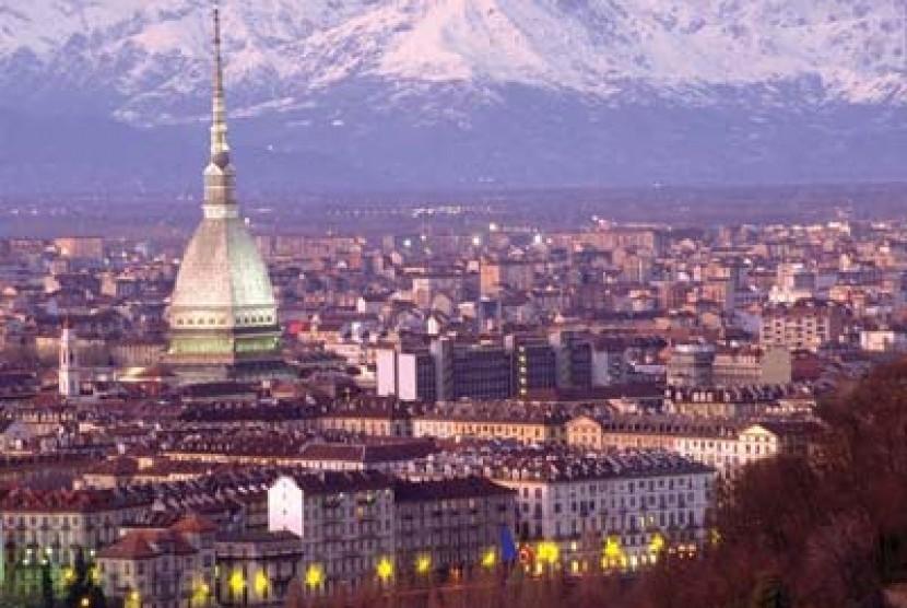 Kota Turin, Italia