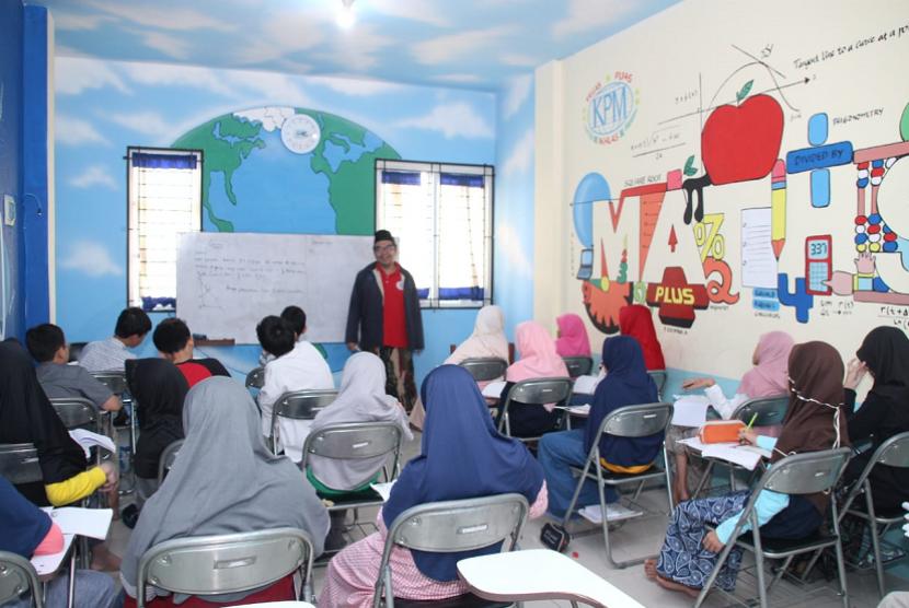 KPM menggelar KPM Ramadhan with Matematics Science, untuk mengisi kegiatan siswa selama Ramadhan.