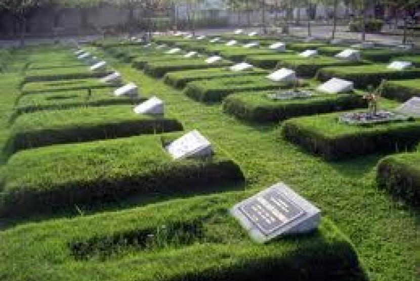 Krisis Lahan Makam. Kota Bekasi saat ini sedang dilanda krisis lahan pemakaman.