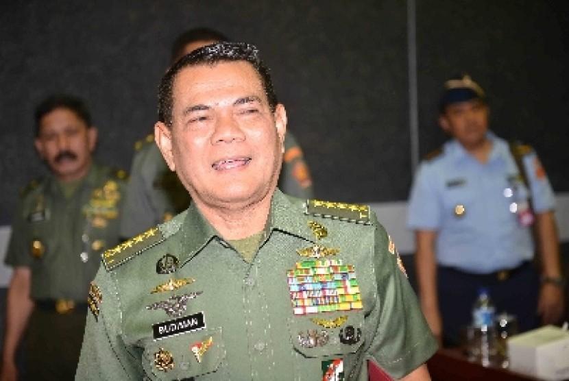 KSAD TNI, Jenderal Budiman