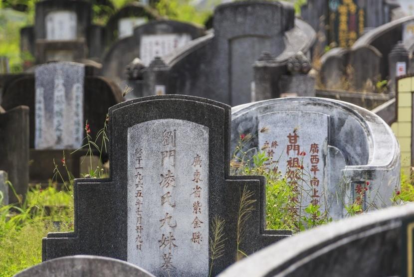 Kuburan Cina.