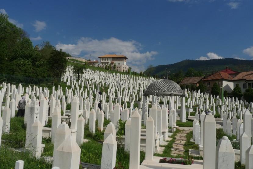 Teringat Jagal Ratko Mladik di Srebrenica | Republika Online