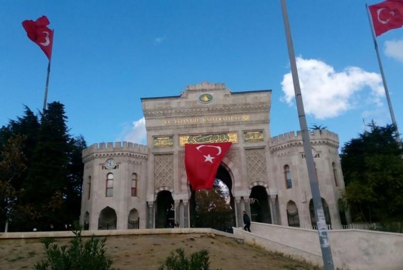 Kuliah di negara Turki (ilustrasi).
