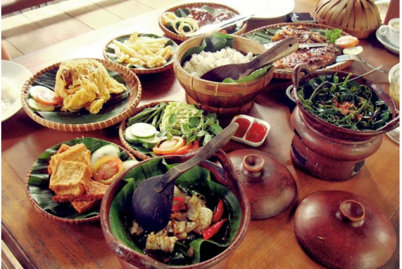 Wisata Kuliner Yang Wajib Dikunjungi Di Bogor Republika Online