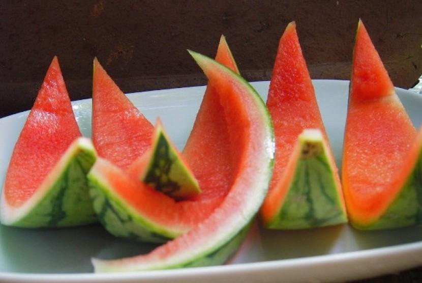 kulit semangka (ilustrasi)