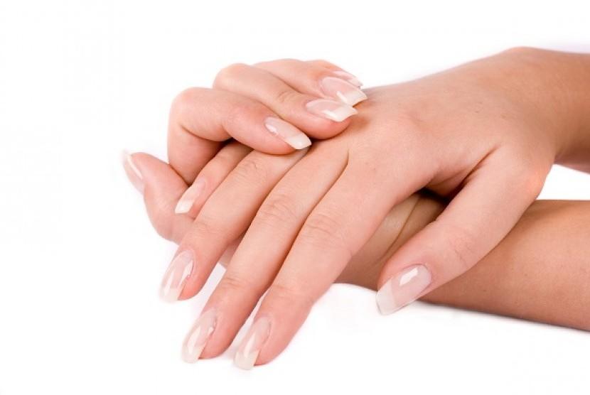 Kulit tangan Wanita (Ilustrasi)