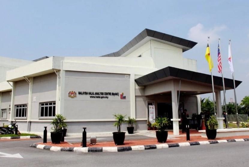 Labolatorium halal di Malaysia