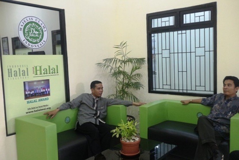 Gedung Halal Center / Ilustrasi
