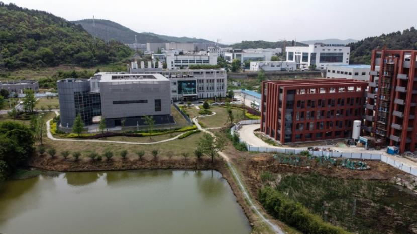 Laboratorium Virus di Wuhan, China.