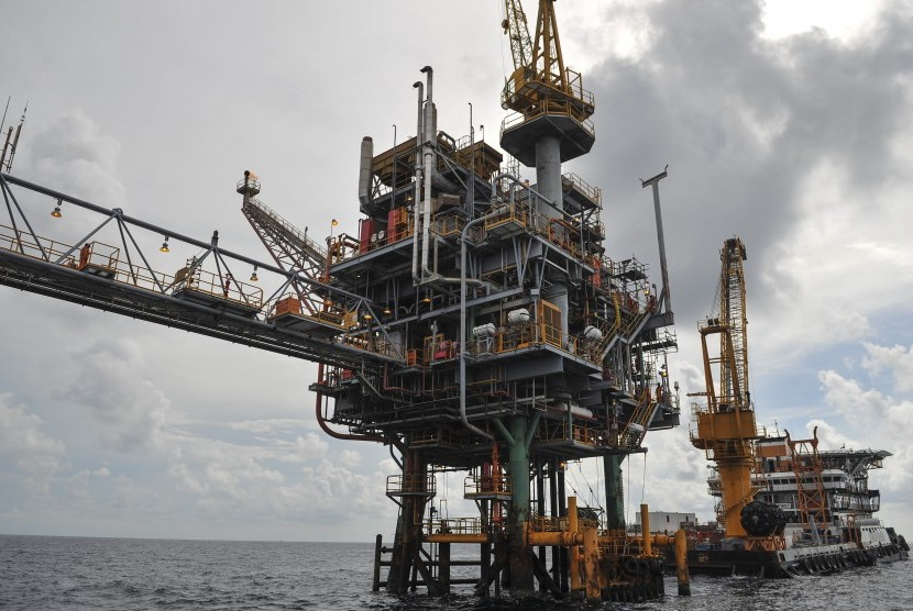 Offshore drilling rig. (File photo)