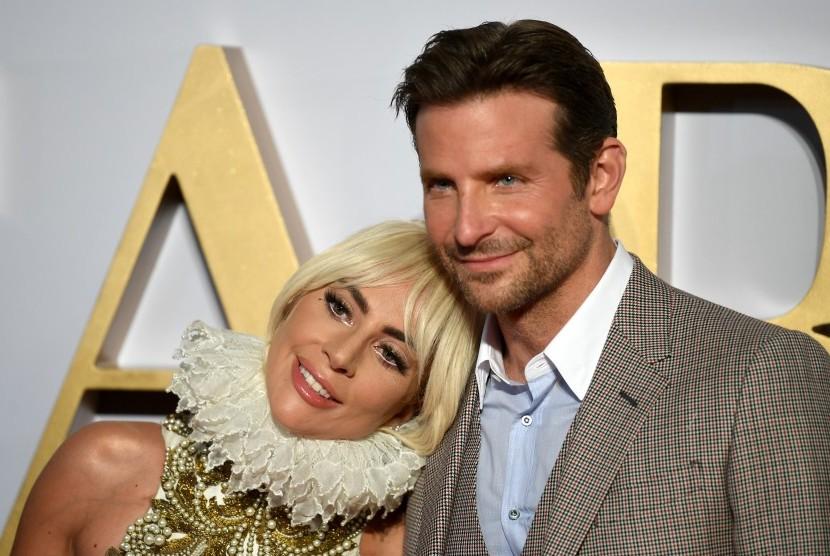 Lady Gaga dan Bradley Cooper.