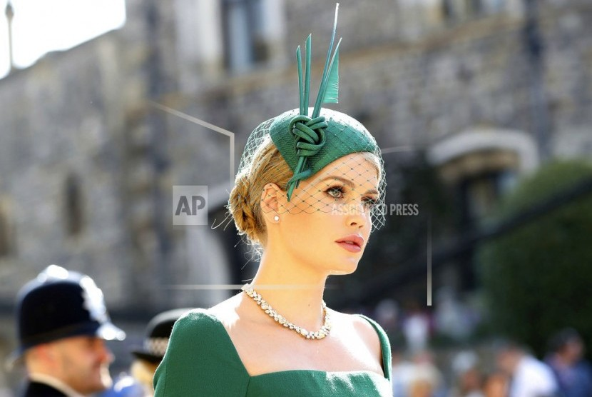 Lady Kitty Spencer.