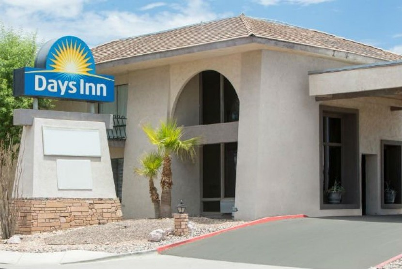 Lake Havasu Days Inn, Arizona.