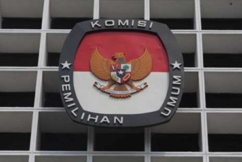 Lambang KPU (ilustrasi).