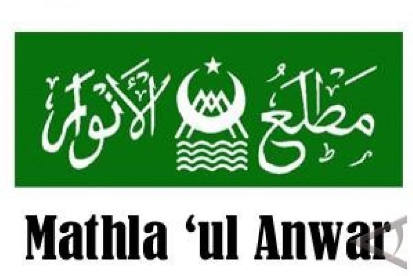 Lambang Mathla'ul Anwar (ilustrasi).